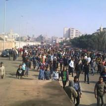 Port Said's Civil Disobedience