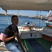 Boat Drivers in Luxor Feel Economic Pinch