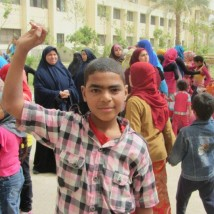A Look into Orphan's Day in Fayoum University