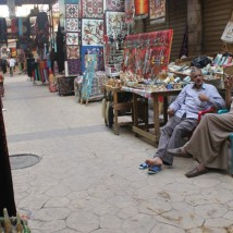 Luxor's Bazaar Suffering With No Business